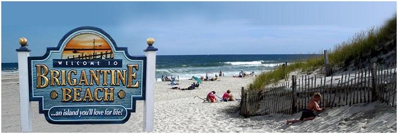 brigantine beach banner