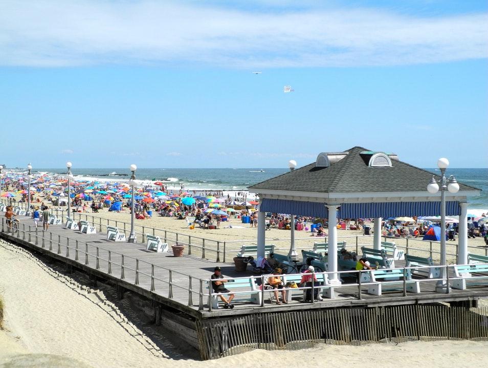 Avon by the Sea Beach