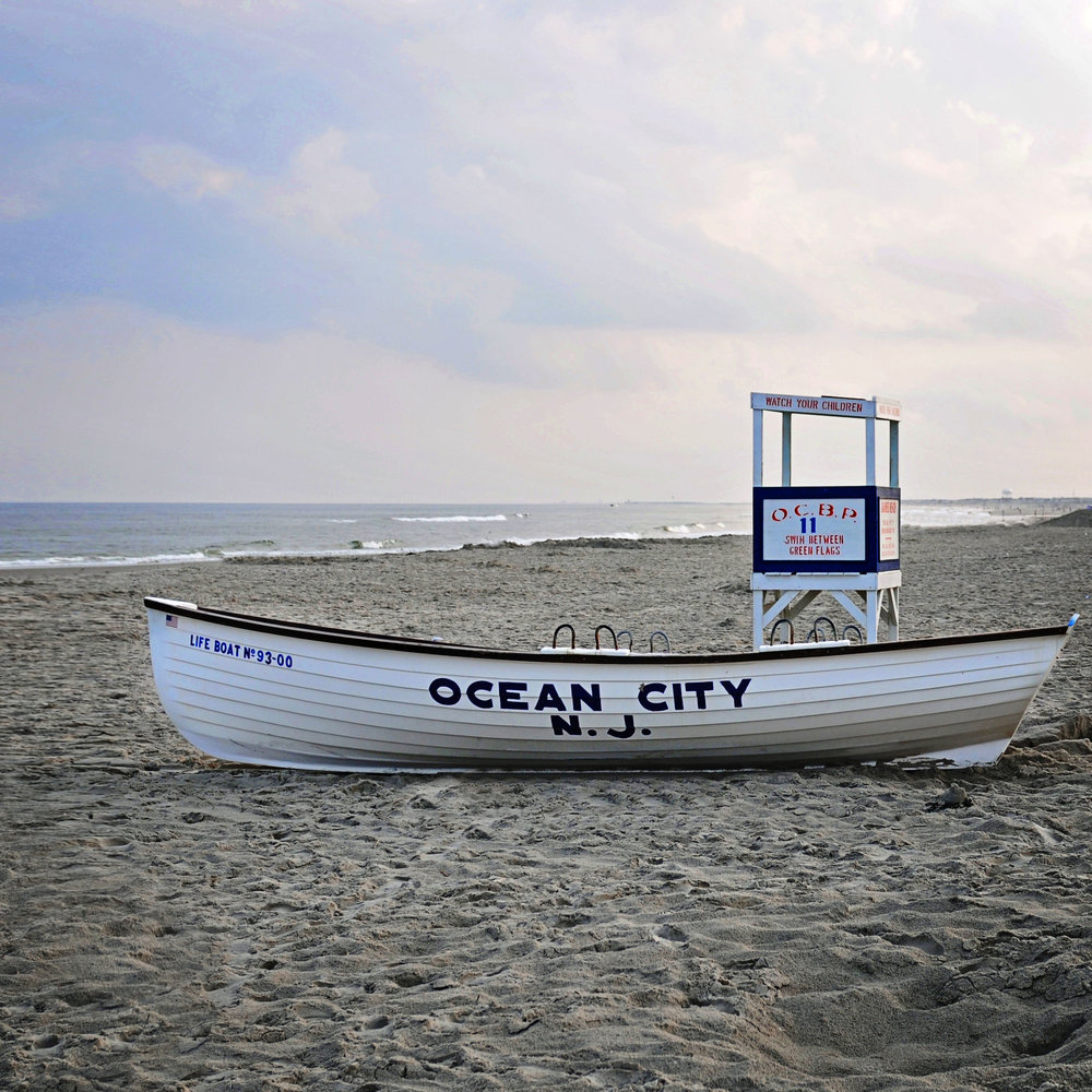 Ocean City NJ Beach