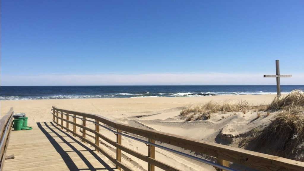 Ocean Grove NJ Beach